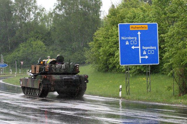 Η Προετοιμασία της Άμυνας: Εμπειρίες από τις Ασκήσεις Διπλής Ενεργείας στο Hohenfels
