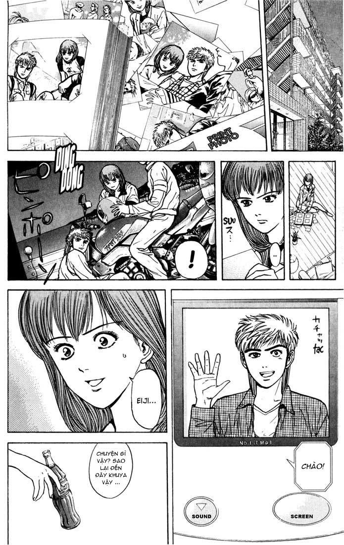 Psychometrer Eiji chapter 31 trang 14