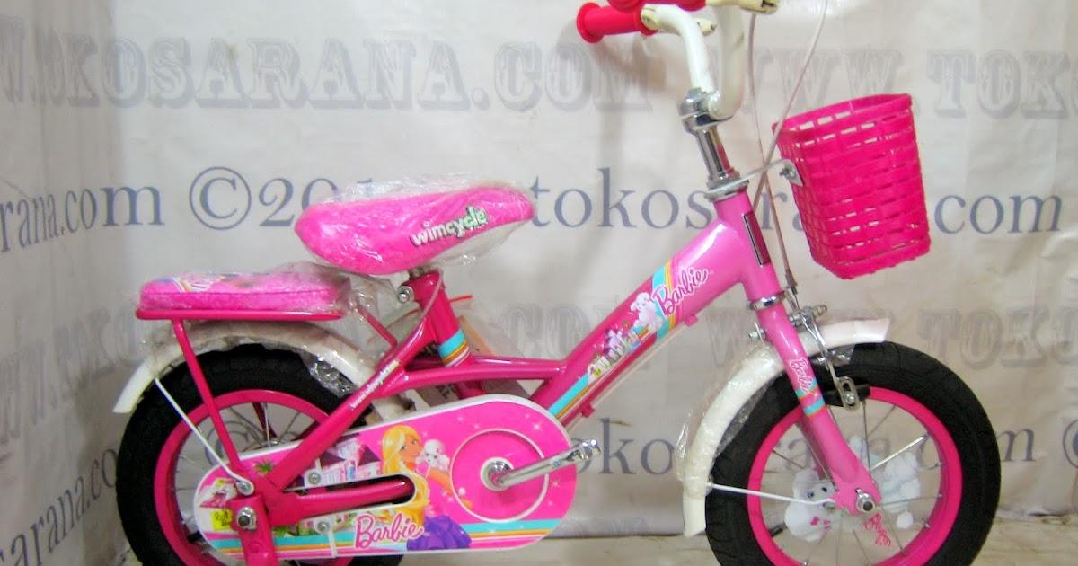 tokosarana™ | Mahasarana Sukses™: Sepeda Anak Wimcycle