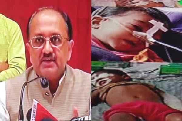 गोरखपुर कांड: हेल्थ मंत्री ने समय से दे दिए थे पैसे फिर भी बिहारी मरीज ने कर दी पुलिस में शिकायत