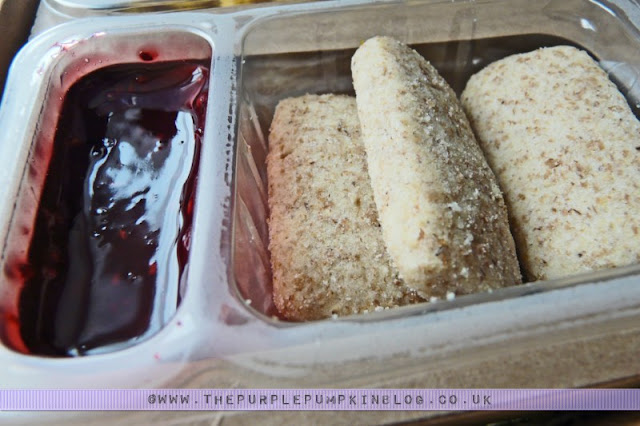 graze box - nature delivered [Review] Summer Berry Compote