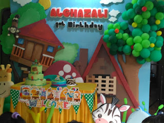 dekorasi ulang tahun tangerang