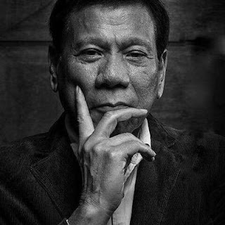Duterte the rock starl