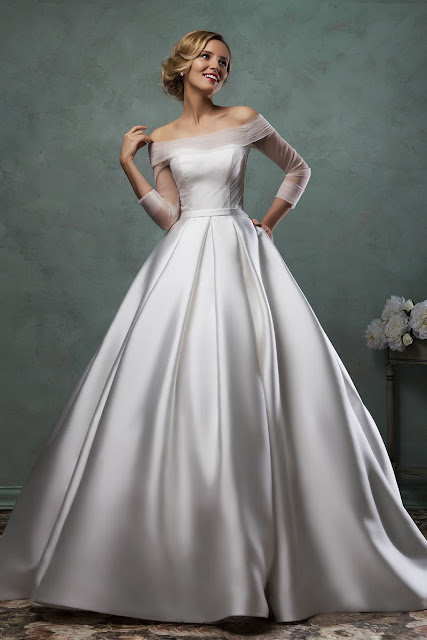 Simple & Beautiful Wedding Dresses At Affordable price | Topbridal ...