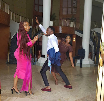 Yemi Alade dazzles in pink