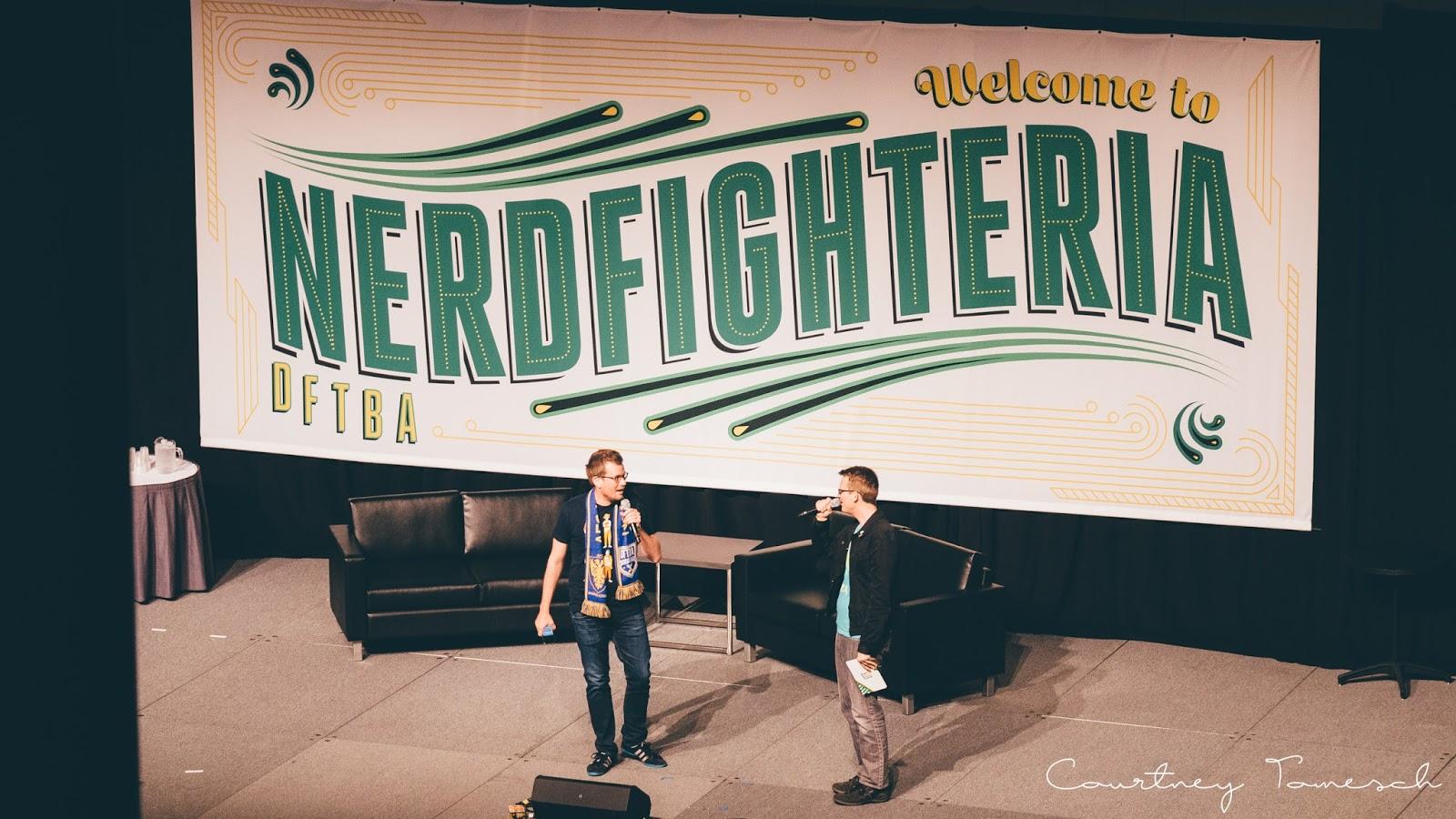 Courtney Tomesch NerdCon Nerdfighteria Boston