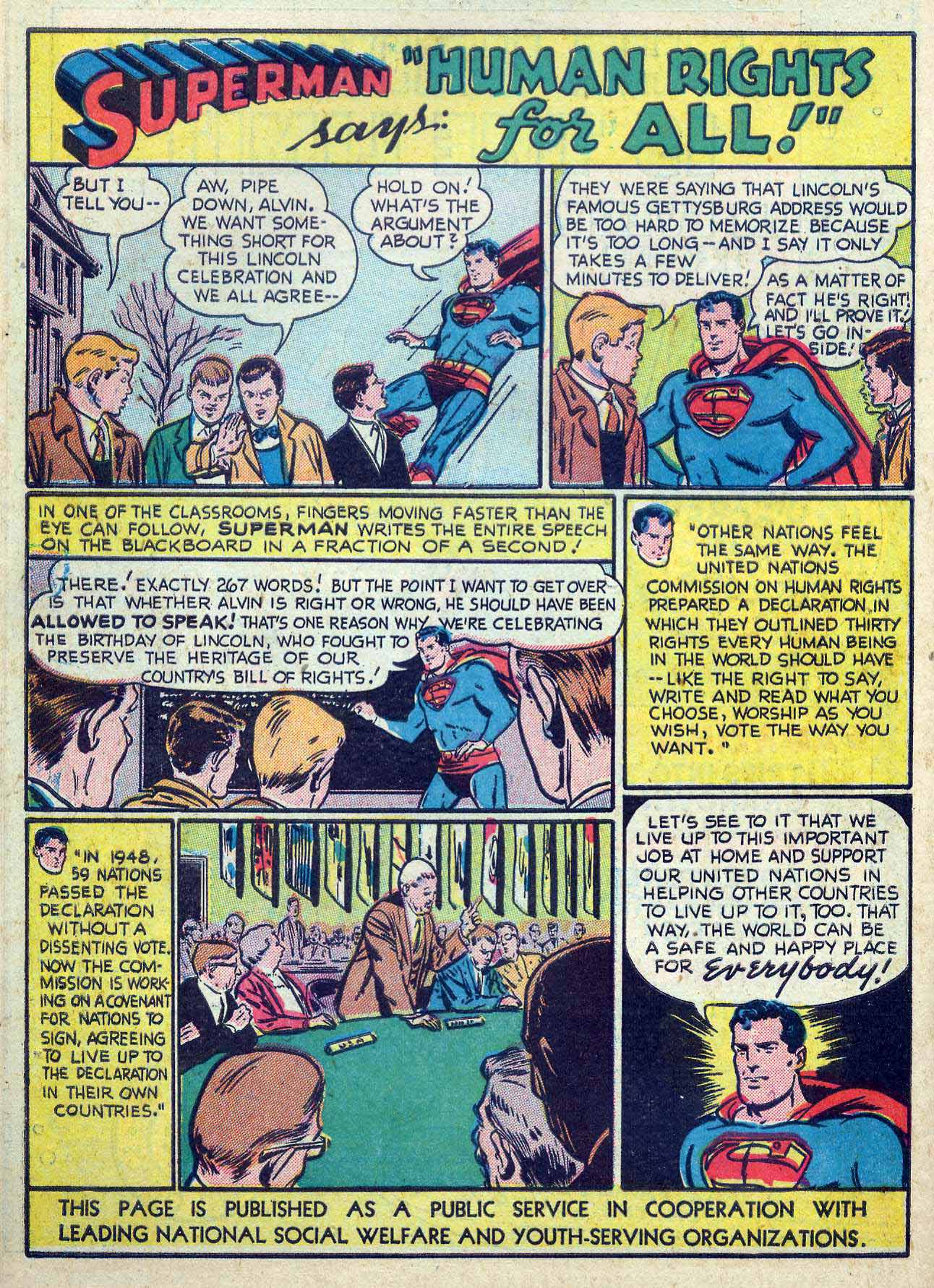 Read online Action Comics (1938) comic -  Issue #155 - 50