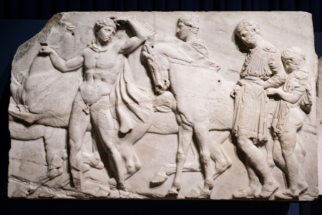 Parthenon Marbles not in any Brexit deal: EU