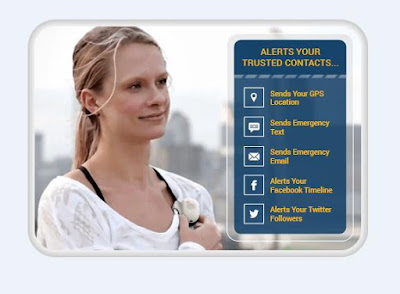 Wearable Personal Alert System
