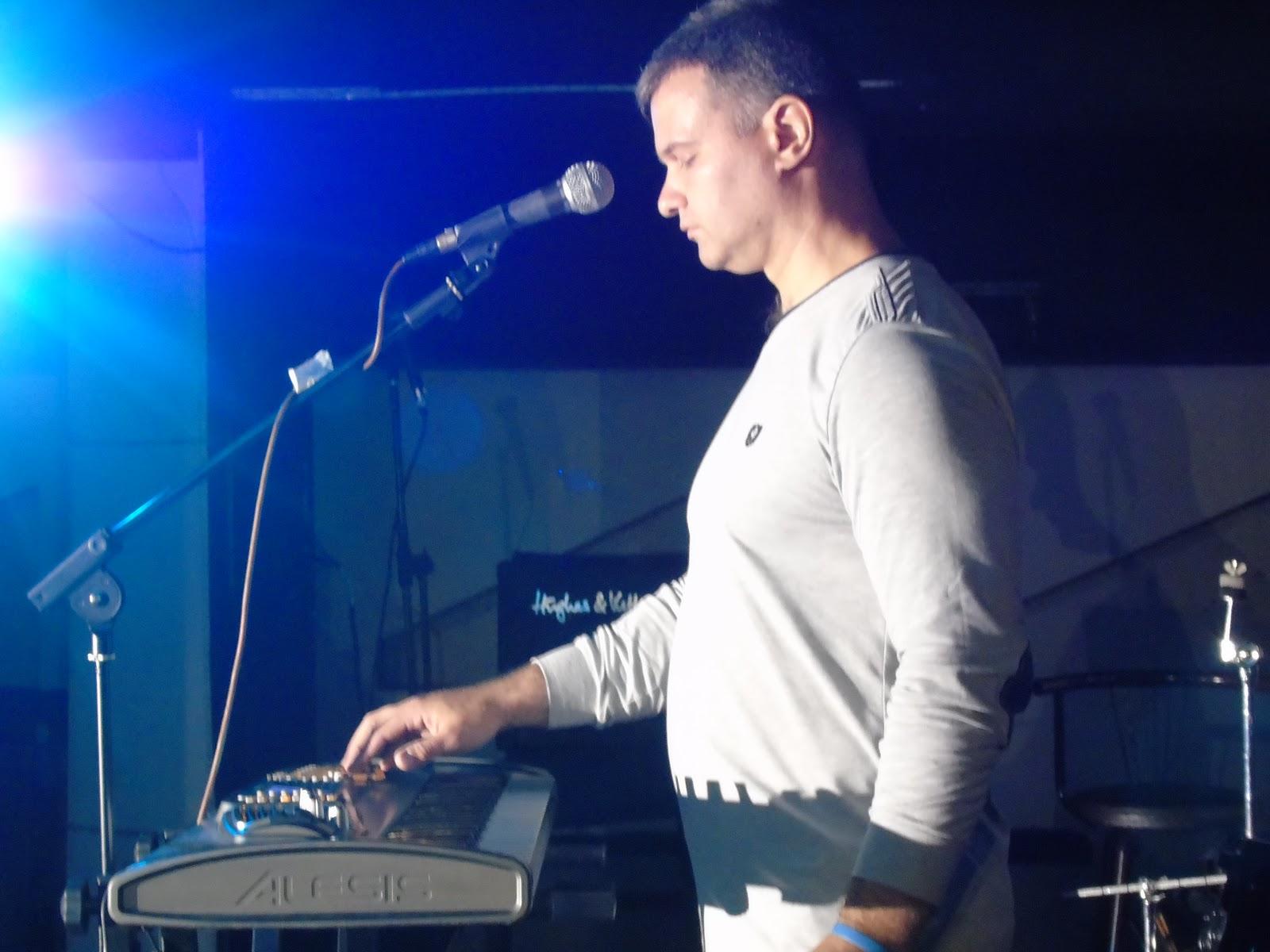 Концерт Алексея Тихомирова в клубе «Lincoln» | Фото | 9 июня 2018
