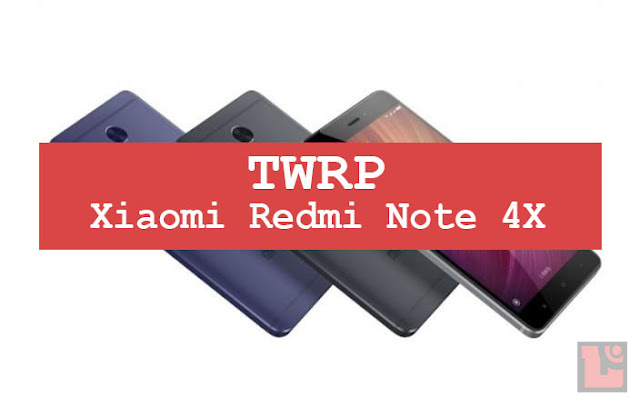 Cara Pasang Twrp Pada Xiaomi Redmi Note 4X Unofficial Cofface Version 5