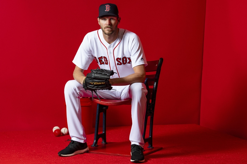 Chris Sale firma contrato hasta el 2024 con Boston