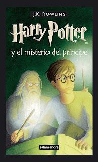 Harry potter rowling misterio príncipe