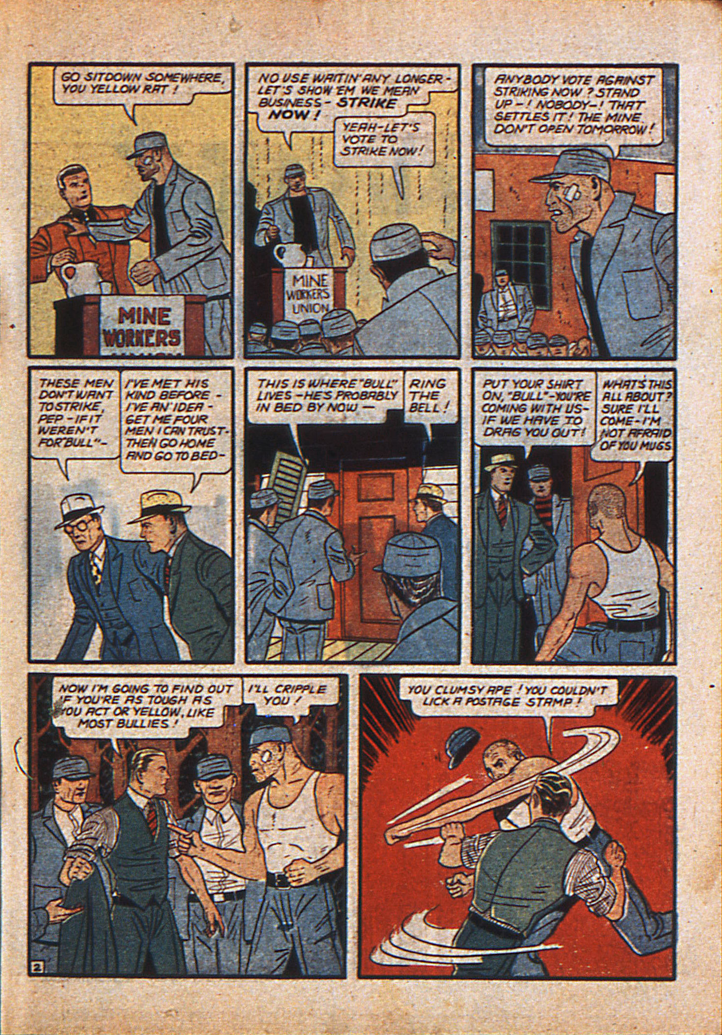 Read online Action Comics (1938) comic -  Issue #23 - 20