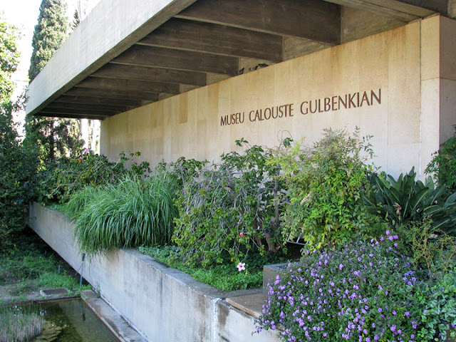 Museu Calouste Gulbenkian em Lisboa