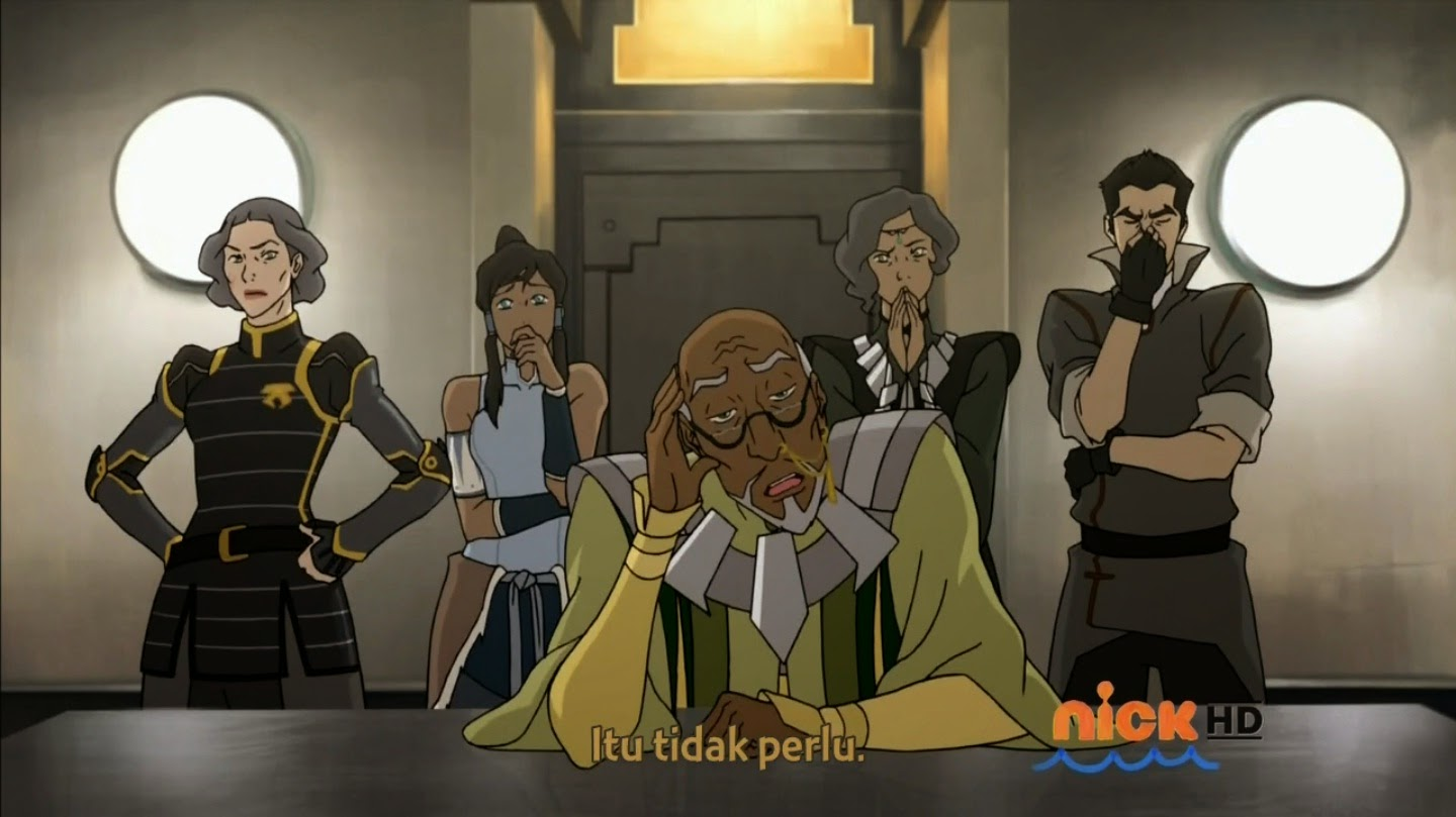 Download Avatar Korra Book 3 Episode 08 Sub Indo