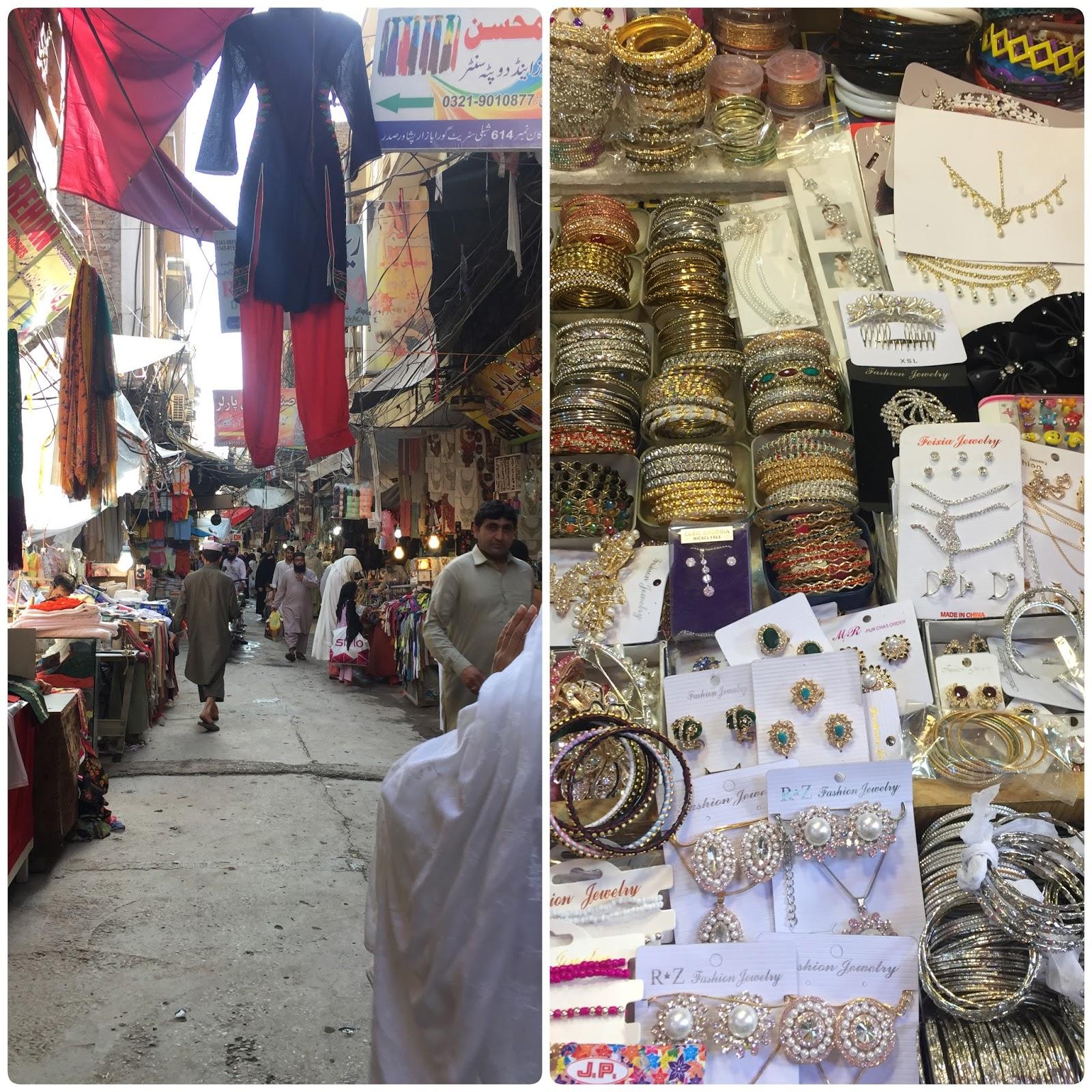 Gora Bazaar Jinnah Street
