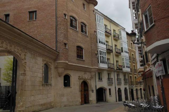 Burgos, Camino, Jola Stepien, Alberge
