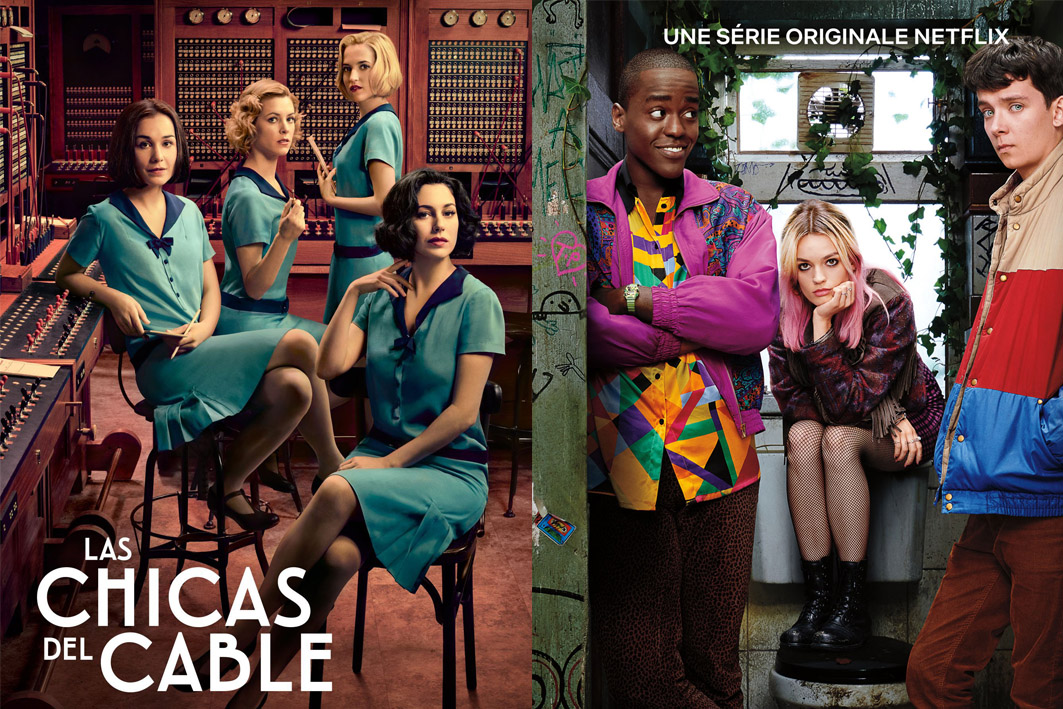 favori série Netflix 2019 blog