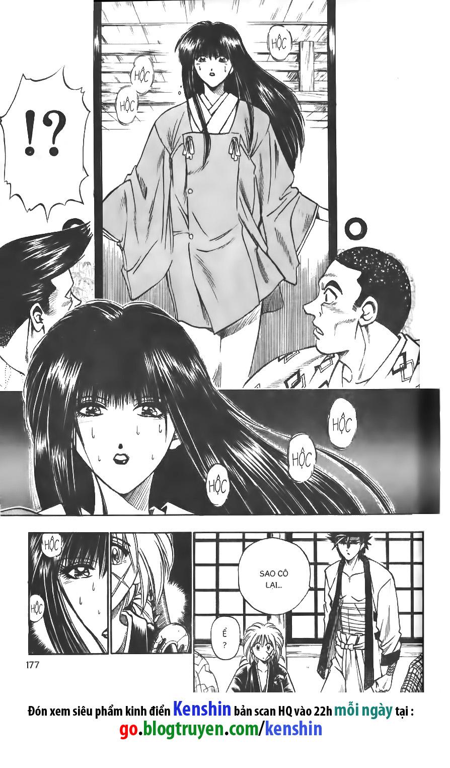 Rurouni Kenshin chap 15 trang 11