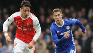 Chelsea vs Arsenal 3-1 Video Gol & Highlights