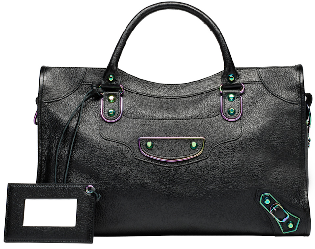 My Personal Thoughts On Balenciaga's Latest Iridescent Hardware