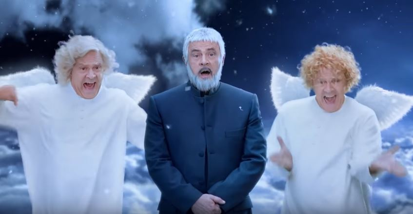 Pubblicita Buon Natale Numero 7.Canzoni Pubblicita Di Dicembre 2016 Spot Musiche E Testimonial