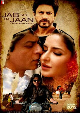 Jab Tak Hai Jaan 2012 BluRay 500MB Hindi Full Movie Download 480p Watch online Free bolly4u