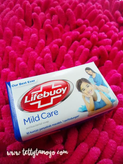 review lifebuoy clinishield 10