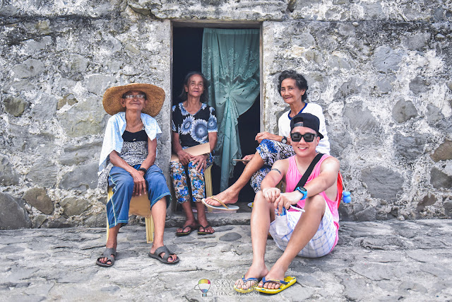 CHAVAYAN VILLAGE AT SABTANG ISLAND IN BATANES