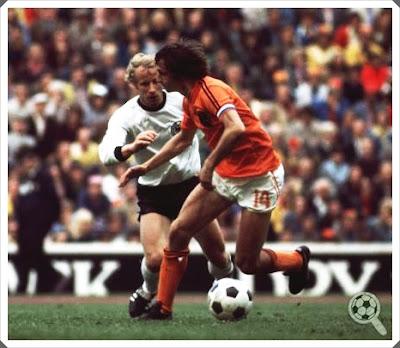 Johan Cruyff Netherlands 1974 Germany
