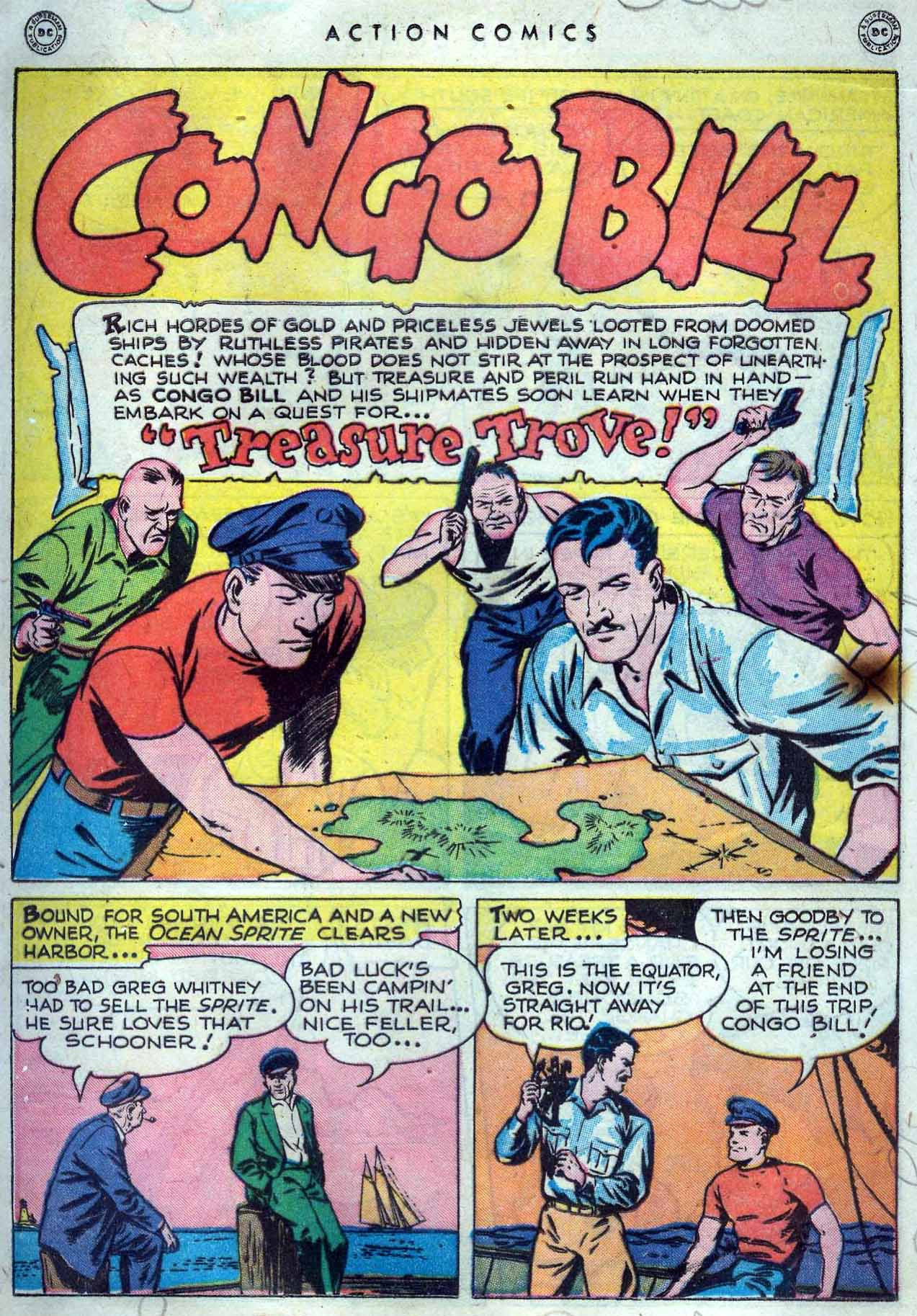 Read online Action Comics (1938) comic -  Issue #119 - 17