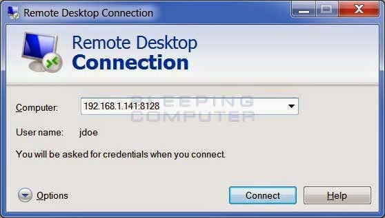 How do you assign client name for mac address terminal address