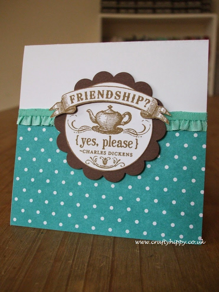From My Heart, Kaleidoscope, Stampin' Up!