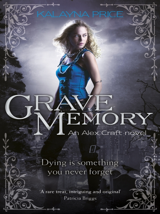 Feeling Fictional Review Grave Memory Kalayna Price