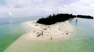 Wisata Pulau Birah Birahan Kotabaru Kal-Sel