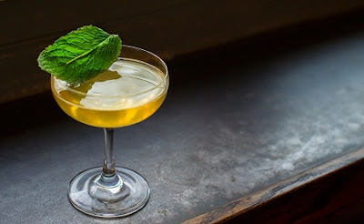 trang trí Stinger Cocktail
