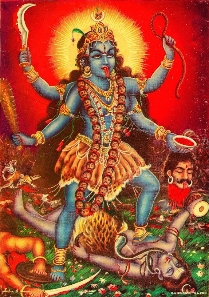 12 aspects of Kali of Light