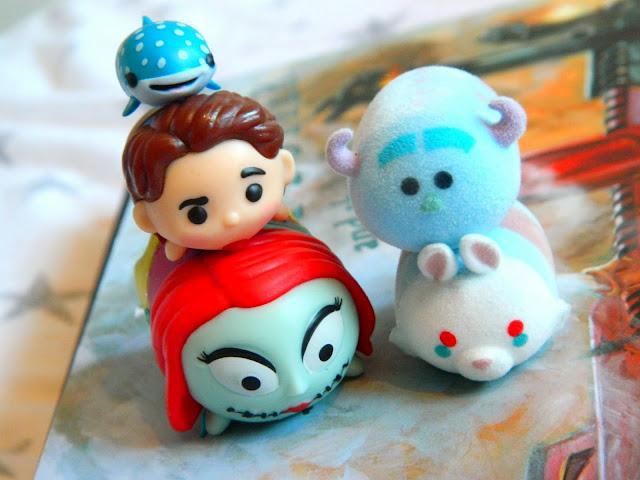 Disney Tsum Tsum Mini Figures