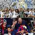 ثنائية محلية أخرى لبرشلونة تحجبها بطولة ريال مدريد الأوروبية