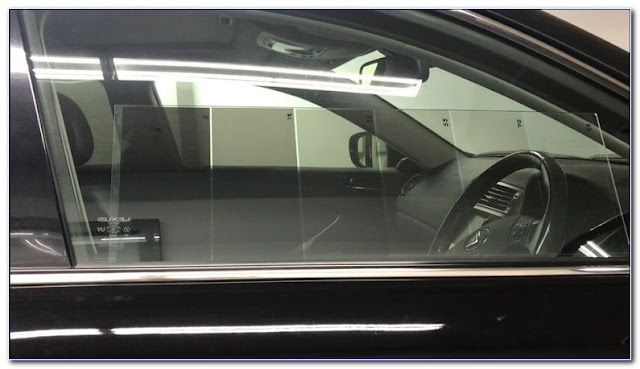 Automotive WINDOW TINT Scale
