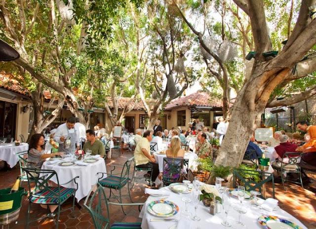 Restaurante Le Vallauris em Palm Springs