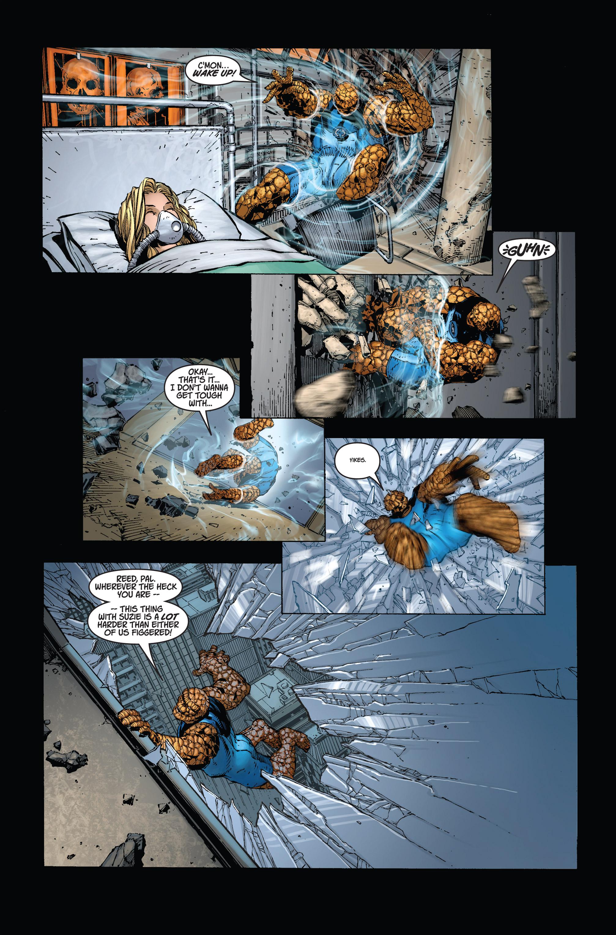 Read online Ultimatum comic -  Issue # _TPB - 37