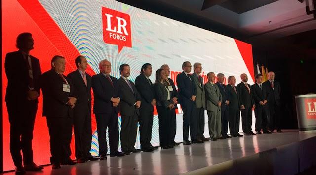 Procurador Carrillo instó a los empresarios a luchar contra la corrupción con acciones contundentes