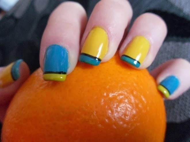 Colorful Nail Designs - Pccala