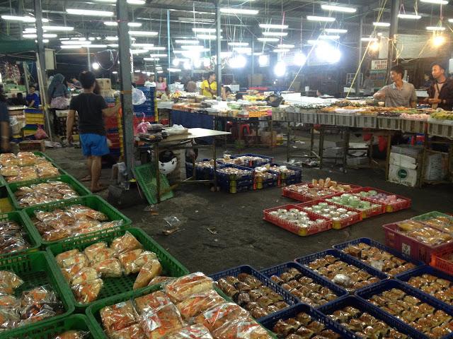 Pasar Kue di Pasar Senen