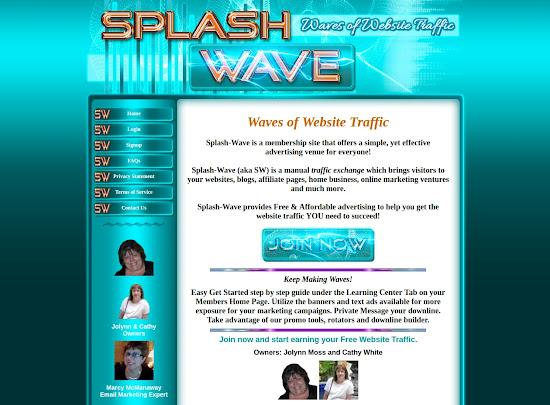 SplashWave