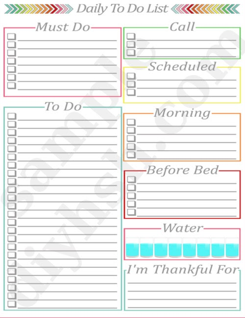 photo regarding Printable Daily Calendar identified as Do it yourself Dwelling Lovable Dwelling: Each day Calendar - No cost printable