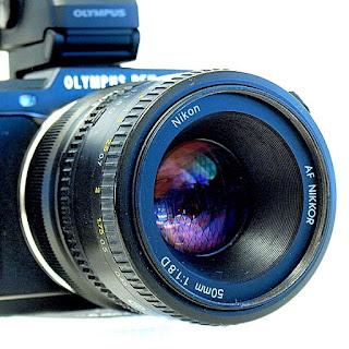 AF Nikkor 50mm 1:1.8 D