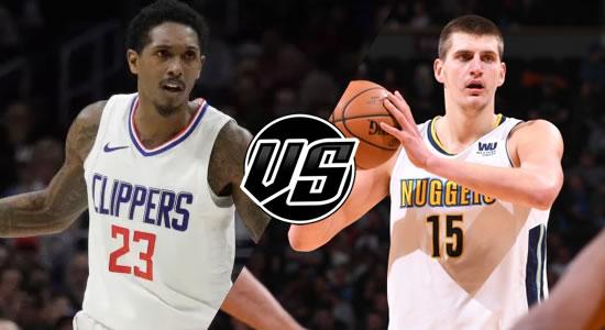 Live Streaming List: LA Clippers vs Denver Nuggets 2018-2019 NBA Season